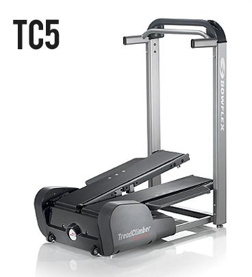 Bowflex Treadclimber TC5