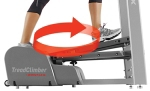 Treadclimber vs elliptical