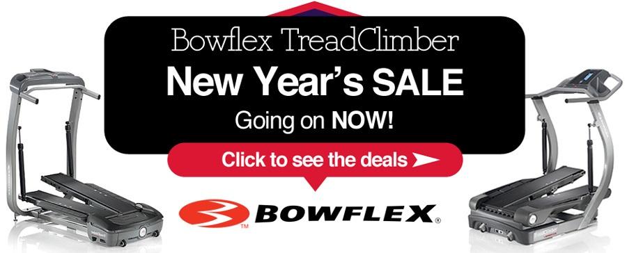 WalkTC - Bowflex TreadClimber