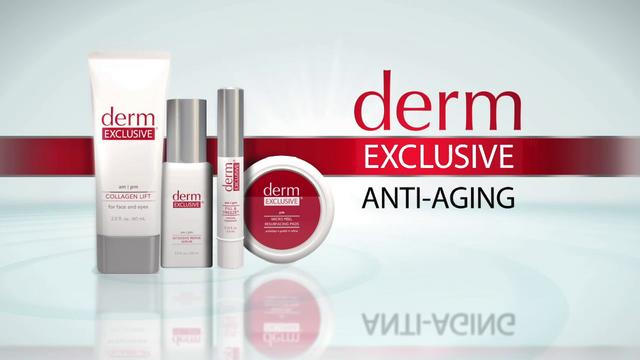 Derm-Exclusive-Anti-Aging-system